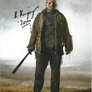 "Ken Kirzinger Freddy Vs Jason 8 x 10"" Autographed / Signed Photo (Reprint:2279) Great Gift idea!"