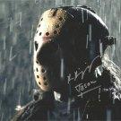 "Ken Kirzinger Freddy Vs Jason 8 x 10"" Autographed / Signed Photo (Reprint:2282) Great Gift idea!"