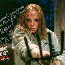 """Amy Steel (Friday the 13th Part 2) 8 X 10"""" Autographed Photo (Reprint 2283) Great Gift Idea!"""