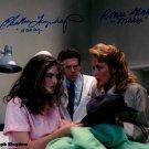 "Heather Langenkamp & Ronee Blakely 8 x 10"" Autographed Photo (Reprint:2303)"