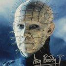 "Doug Bradley Pinhead / Hellraiser 8 x 10"" Autographed Photo - (Reprint:2310) Great Gift Idea!"