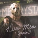 """Derek Mears (Friday the 13th 2009) 8 x 10"""" Autographed / Signed Photo (Reprint:2312) Great Gift Idea"""