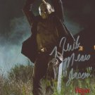 """Derek Mears (Friday the 13th 2009) 8 x 10"""" Autographed / Signed Photo (Reprint:2313) Great Gift Idea"""