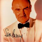 "Sean Connery 8 x 10"" Autographed Photo James Bond, Entrapment, Indiana Jones (Reprint 2333)"