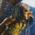 Derek Mears  Signed Predator / Friday the 13th Glossy photo Print  (Reprint 2229)