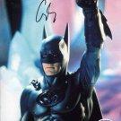 "George Clooney Signed 8 x 10"" Batman & Robin Glossy Photo Print (Reprint 2233)"