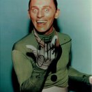 "Frank Gorshin Signed 8 x 10"" The Riddler/ Batman 1966- 1968"" Glossy Photo Print (Reprint #2)"