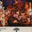 "Caroline Williams 8 x 10"" Signed Texas Chainsaw Massacre Part 2  Photo (Reprint:2394)"