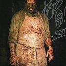 "Andrew Bryniarski Leatherface Texas Chainsaw Massacre (2003) 12 x 8"" Signed Photo (Reprint:2395)"