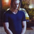 "Alexander Skarsgard 8 x 10"" Autographed Photo True Blood, The Stand  (Reprint:1099)"