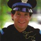 "Police Academy Steven Guttenberg 8 x 10"" Autographed Photo (Reprint 2289)"