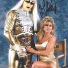 "Golddust WWE/ WWF Wrestler 8 x 10"" Autographed Photo (Reprint 2290)"