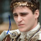 "Joaquin Phoenix 8 x 10"" Autographed Photo Gladiator, Walk The Line, Signs (Reprint 2313)"