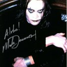 "Marc Dacascos 8 x 10"" Autographed Photo The Crow Stairway To Heaven (Reprint 2315)"