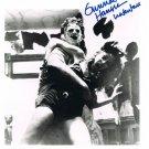 Gunnar Hansen Texas Chainsaw Massacre 1974 Autographed Photo (Reprint:2322)