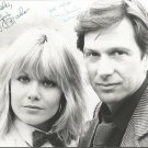"""Glynis Barber & Michael Brandon 8 x 10"""" Autographed Photo Dempsey and Makepeace  (Reprint MB001)"""