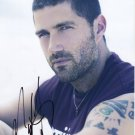 Matthew Fox Autographed Signed Photo World War Z / Lost / Party Of Five (Reprint:1301)