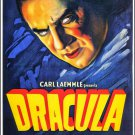 Dracula (1938) A4 Movie Poster Print | Wall Art | Horror Movie Posters