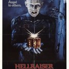 Hellraiser (1987) A4 Movie Poster Print | Wall Art | Horror Movie Posters