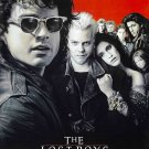 The Lost Boys A4 Movie Poster Print | Wall Art | Horror Movie Posters | Collectibles
