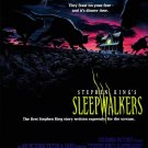Stephen Kings Sleepwalkers A4 Movie Poster Print | Wall Art | Horror Movie Poster | Collectibles