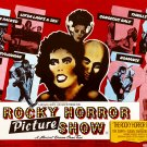 The Rocky Horror Picture Show A4 Movie Poster Print   Wall Art   Tim Curry, Meat Loaf, Barry Boswick