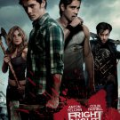Fright Night (2011) A4 Movie Poster Print   Horror Movie Posters   Wall art   David Tennent