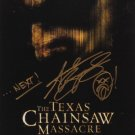The Texas Chainsaw Massacre 2003 Movie Poster Print signed by Andrew Bryniarski