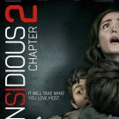 Insidious Chapter 2 A4 Movie Poster Print | Horror Movie Posters | Wall Art | Collectibles