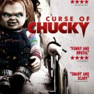 Curse of Chucky A4 Movie Poster Print | Horror Movie Posters | Wall Art