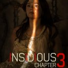 Insidious Chapter 3 A4 Movie Poster Print | Horror Movie Posters | Wall Art | Collectibles