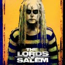 Rob Zombies The Lords of Salem Movie Poster Print   Horror Movie Posters   Collectibles.