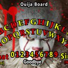 Pennywise 2017 A4 Laminated Ouija Board / Poster   Ghost Hunting   EVP   Seances No. 2