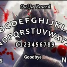 Werewolf A4 Laminated Ouija Board / Poster   Ghost Hunting   EVP   SeancesGreat Gift Idea!