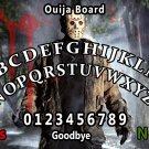 Friday The 13th A4 Laminated Ouija Board / Poster | Ghost Hunting | EVP | Seances. Free UK shipping