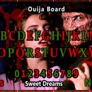 A Nightmare on Elm Street A4 Laminated Ouija Board / Poster print   Ghost Hunting   EVP   Seances