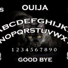 Black Panther A4 Laminated Ouija Board / Poster print   Ghost Hunting   EVP   Seances