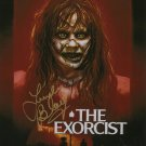 Linda Blair 8 x 10 Autographed Photo The Exorcist, Repossessed  (Reprint Ref:LB14)Great Gift Idea!