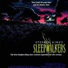 Stephen Kings Sleepwalkers Glossy A4 Poster Print (FREE UK Shipping)