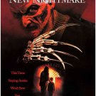 Wes Cravens New Nightmare One Page A4 Glossy Movie Poster (Free Shipping)