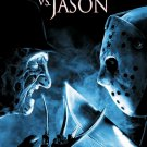 Freddy Vs Jason One Page A4 Glossy Movie Poster (Free Shipping) Ken Kirzinger / Robert Englund