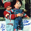 Alex Vincent & Ed Gale  Child's Play 8 x 10 Autographed Photo (Reprint/Great Gift Idea!)