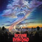 Return of The Living Dead Part 2 (A4) Movie Poster (Free UK Shipping)