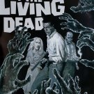 Night of The Living Dead (A4) Movie Poster Version 2 (Great gift Idea)