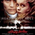 Tim Burtons Sleepy Hollow (A4) Movie Poster | Wall Art | Glossy Photo Prints