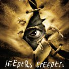 Jeepers Creepers (A4) Movie Poster | Wall Art | Glossy Photo Prints