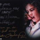 "Heather Langenkamp & Robert Englund Dual 8 x 10"" Autographed Photo - (Reprint :560)"