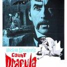 Bram Stokers Count Dracula (1970) Transcript Script / screenplay + Free Poster  Collectors item