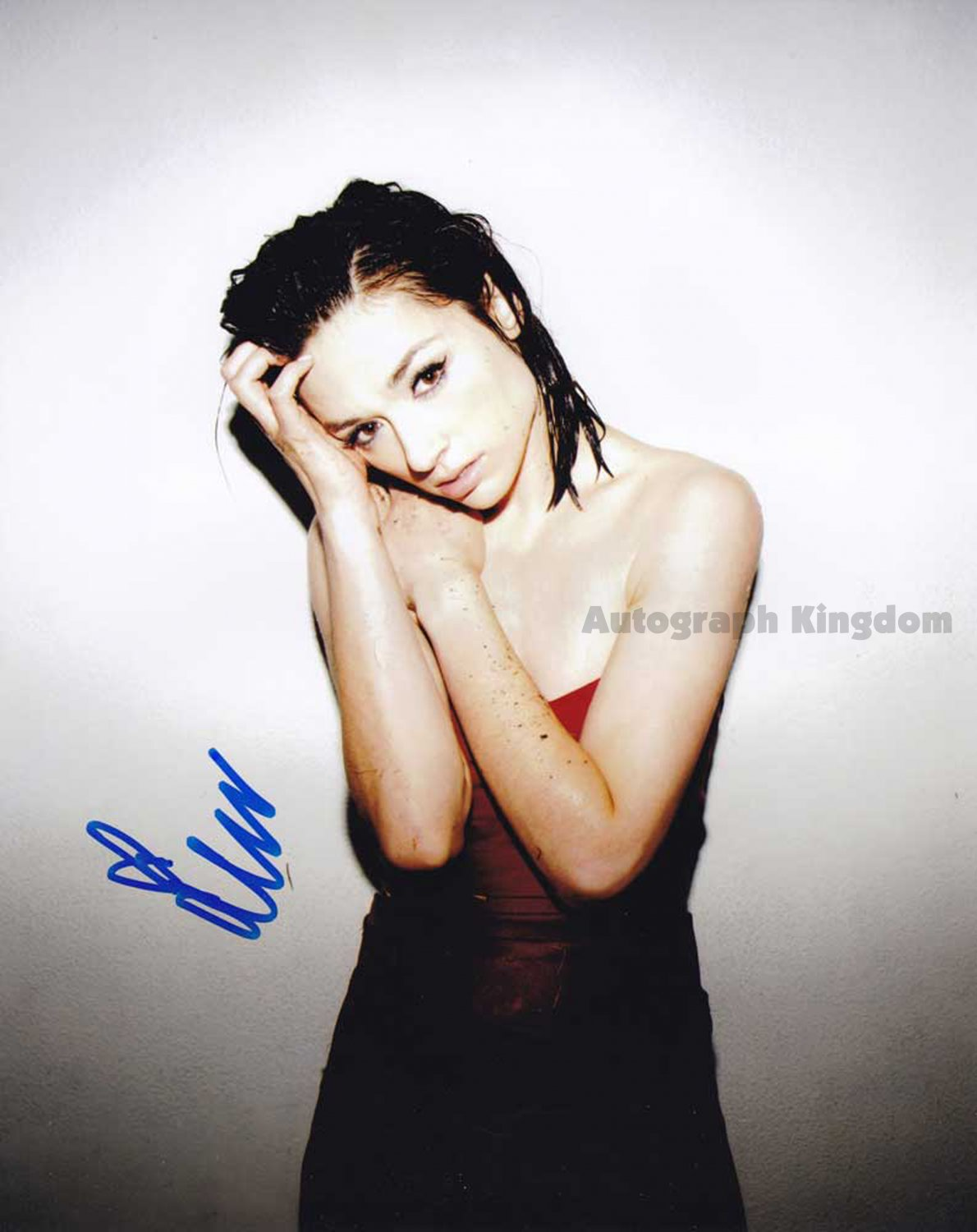 Crystal Reed 8 x 10 Autographed / Signed Teen Wolf, Gotham  Photo (Reprint 544 Great Gift Idea!)