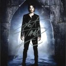 Ian Somerhalder: The Vampire Diaries Autographed / Signed Photo (Reprint 533)